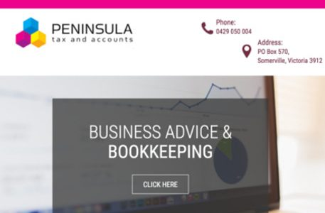Peninsula Tax & Accounts